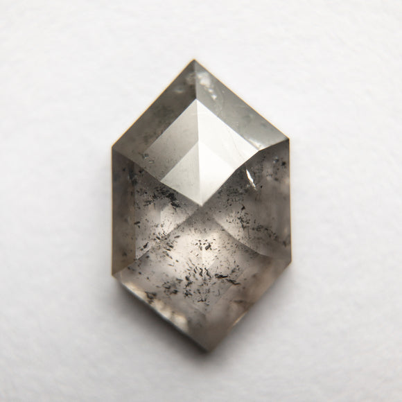 1.58ct 10.62x6.53x2.89mm Hexagon Rosecut DDL4744
