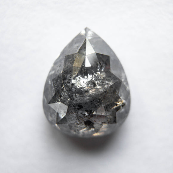 3.03ct 10.10x8.14x4.65mm Pear Rosecut DDL4764