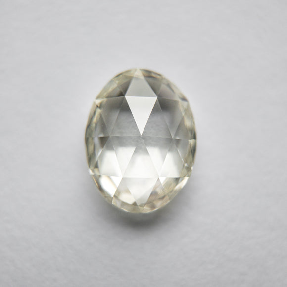 1.28ct 8.12x6.31x3.00mm GIA VS1 L Oval Rosecut DDL4881