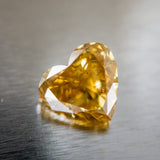 1.74ct 7.91x7.28x4.25mm Heart Shape Brilliant F-033