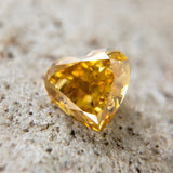 1.74ct 7.91x7.28x4.25mm GIA Heart Shape Brilliant F-033