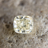 0.81ct 5.65x4.98x3.29mm Cushion Cut F-133