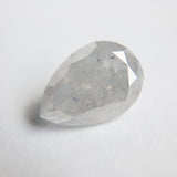 2.24ct 10.00x7.00x4.75mm Opalescent Pear Brilliant IC14-59