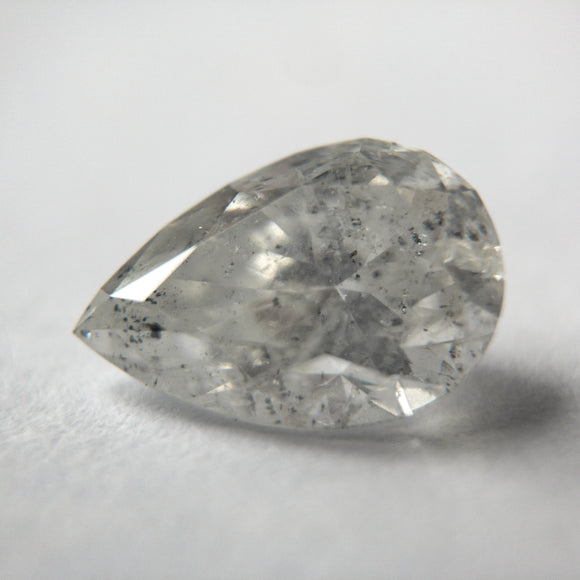 2.07ct 10.05x7.03x4.64mm Pear Brilliant