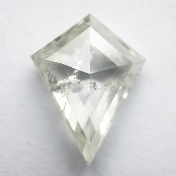 2.37ct 12.38x9.61x3.55mm Kite Rosecut IC29-137