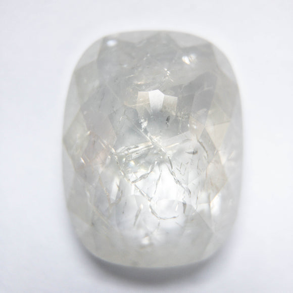 3.66ct 11.57x8.89x3.88mm Cushion Rosecut IC30-143