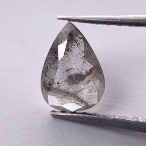 1.17ct 9.01x6.50x2.35mm Pear Rosecut SP1847
