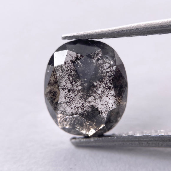0.91ct 7.20x6.30x2.01mm Oval Rosecut SP1834
