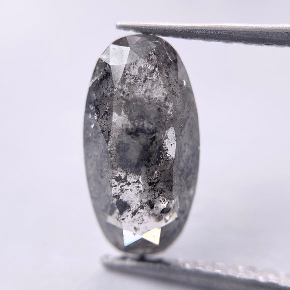 2.35ct 12.54x6.85x3.05mm Oval Rosecut SP1852