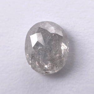 1.49ct 7.61x6.25x3.25mm Oval Rosecut IC1153
