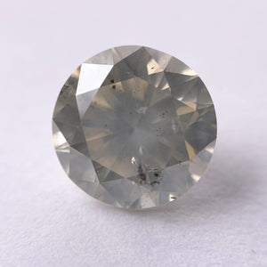 0.67ct 6.76x5.34mm Pear Shape Rosecut CH1023