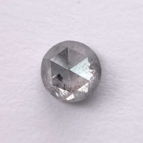1.46ct 7.15x7.05x3.27mm Round Rosecut 40072-14