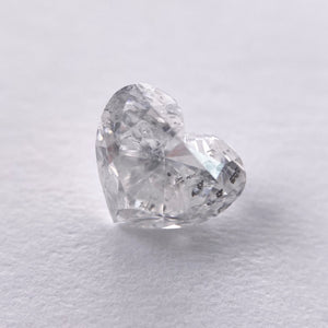 1.01ct 5.62x6.81x4.16mm  Heart Brilliant RR3282