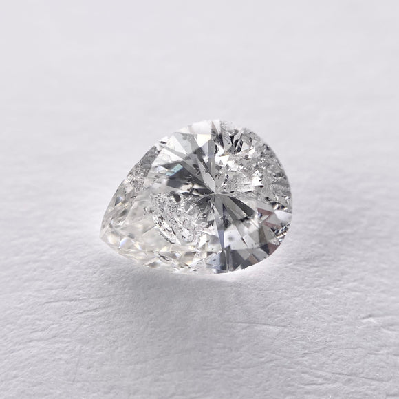 1.18ct 8.36x6.38x3.88mm Pear Brilliant RR3295
