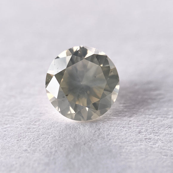 0.51ct 5.05x5.01x3.17mm Round Brilliant Cut IC1015