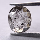 0.96ct 6.86x5.98x2.56mm Cushion Rosecut SP1133