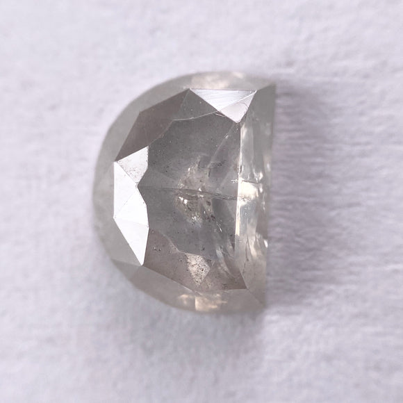 1.20ct 8.32x6.11x2.46mm Half Moon Rosecut SP1134