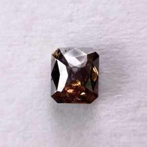 0.56ct 4.87x4.20mm Radiant Rosecut CH1026
