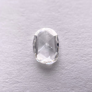 0.38ct 6.10x4.23x1.41mm Oval Rosecut RR3250