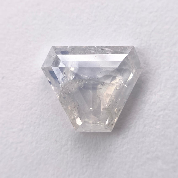 1.22ct 7.31x8.65x2.26mm Shield Rosecut IC1026
