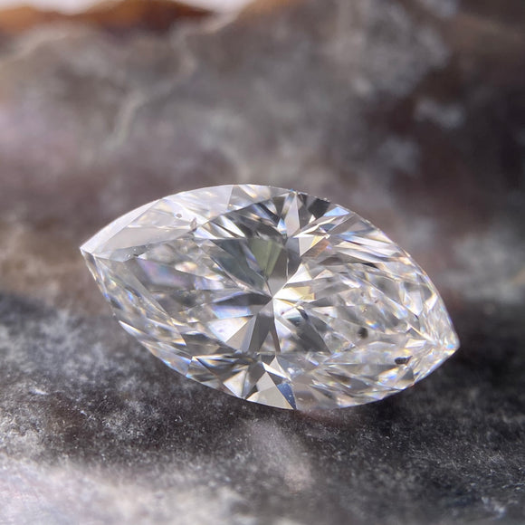 1.01ct 8.84x4.89x3.54mm GIA SI2 E Marquise Brilliant DDL2027