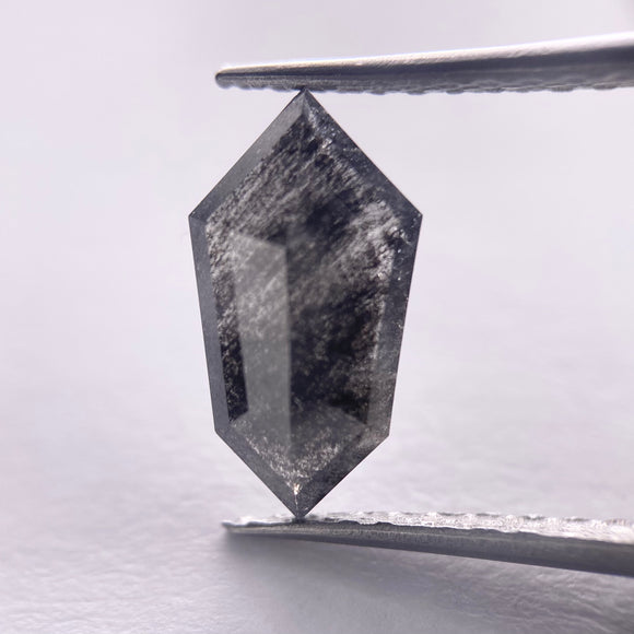 2.07ct 12.22x6.70x3.00mm Shield Rosecut SP1215