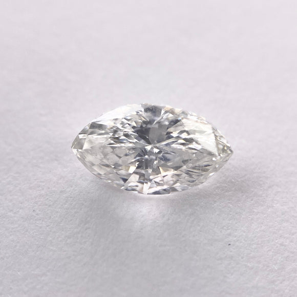 0.52ct 7.32x4.20x2.63mm SI1-H Marquise Brilliant Cut DDL4361