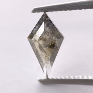 1.34ct 11.49x6.34x2.98mm Kite Rosecut RUS1509