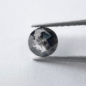 0.66ct 5.30x5.30x2.60mm Round Rosecut SP1900