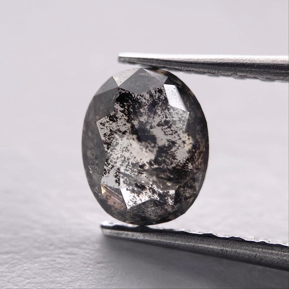 0.80ct 6.45x5.27x2.64mm Oval Rosecut SP1312