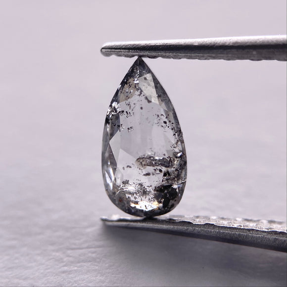 0.47ct 7.10x3.85x2.05mm Pear Rosecut SP1334