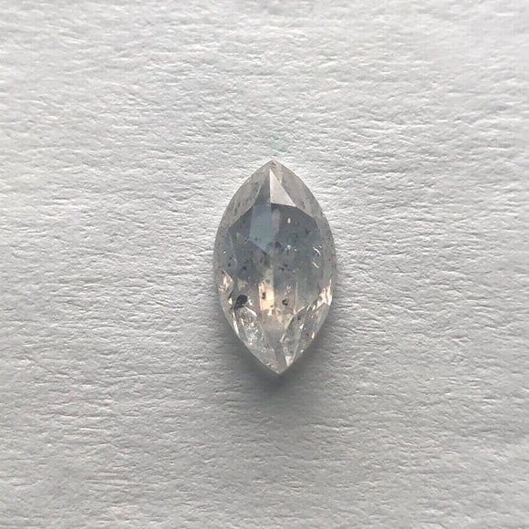 0.73ct 8.50x4.89x2.30mm Marquise Rosecut 40074-05