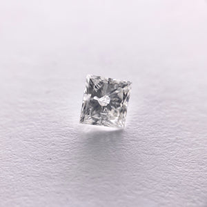 0.82ct 5.20x4.92mm I2-G Princess Cut RR1116