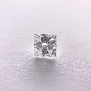 0.81ct 5.03x5.04mm I2-F Princess Cut RR1117