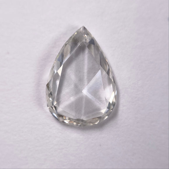 1.07ct 9.61x6.82x1.87mm SI1-I Pear Rosecut RR1164