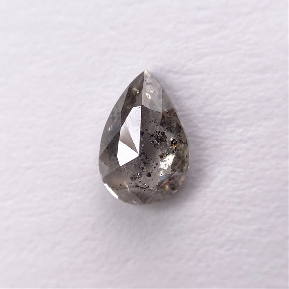 0.73ct 7.20x4.95x2.50mm Pear Rosecut SP1299