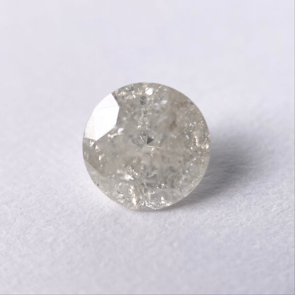 0.72ct 5.79x5.77x3.43mm Ice Round Brilliant IC3017/5