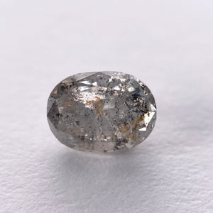0.92ct 6.80x5.11x3.43mm Oval Brilliant 40073-08