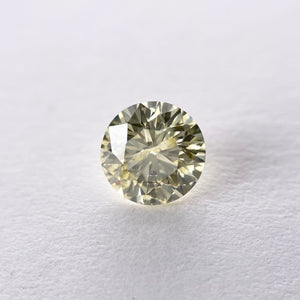 1.01ct 6.35x6.25x4.00mm Round Brilliant F-032