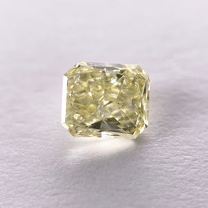 0.72ct 5.43x4.69x2.96mm Radiant Cut F-058