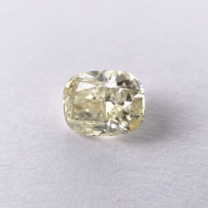 1.03ct 6.46x5.10x3.80mm Cushion Cut F-139
