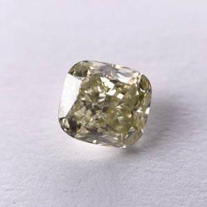 1.05ct 5.91x5.45x3.58mm Cushion Brilliant Cut F-020