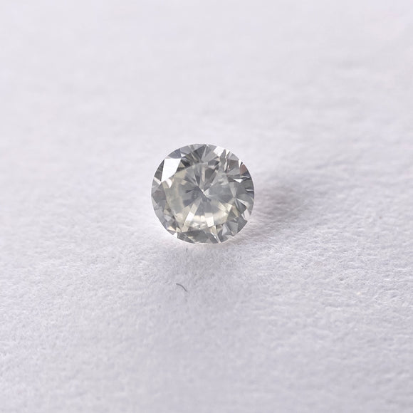 0.17ct 3.54x3.55x2.02mm Round Brilliant RR-ML-64