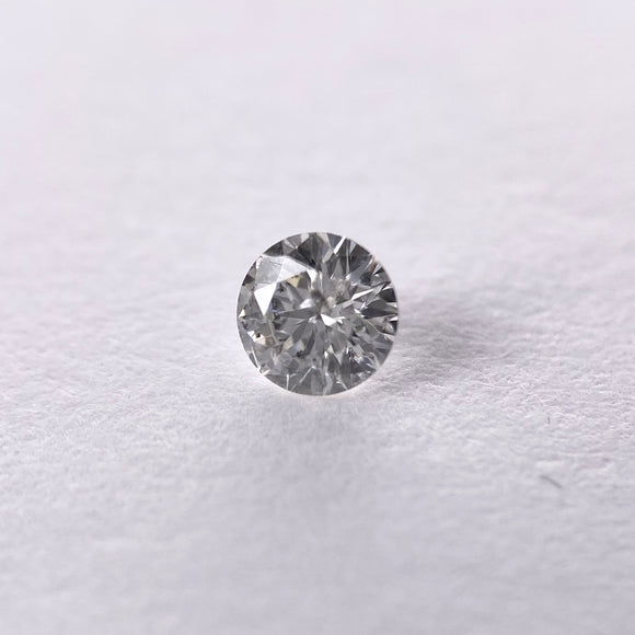 0.15ct 3.36x3.35x2.05mm Round Brilliant RR-ML-61