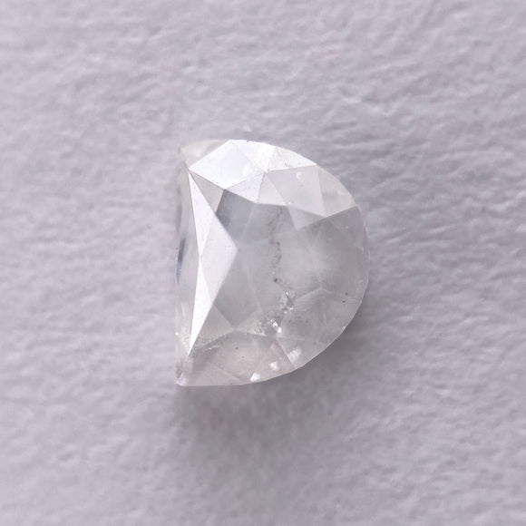 0.35ct 4.90x3.70x1.80mm Half Moon Rosecut IC1008-3