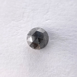 0.85ct 5.08x5.11x3.09mm Round Rosecut SP1194