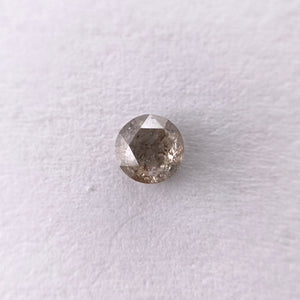 0.40ct 4.35x4.39x2.11mm Round Rosecut SP1193