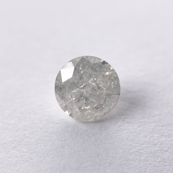 0.68ct 5.44x5.44x3.43mm Round Brilliant IC3000-22