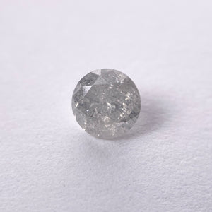 0.70ct 5.45x5.44x3.45mm Round Brilliant IC3000-10