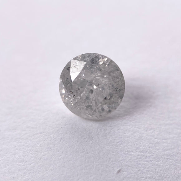 0.70ct 5.39x5.39x3.58mm Round Brilliant IC3000-6
